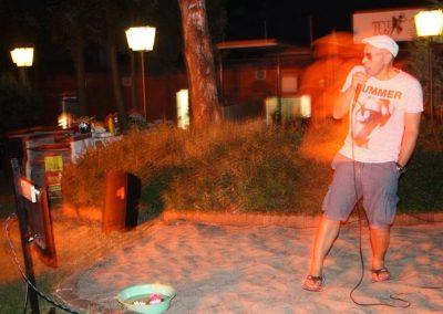 Beach Karaoke